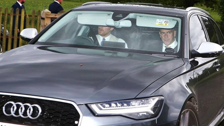 Prince Harry's Audi RS6 Is For Sale