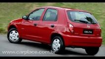 Chevrolet Celta VHCE passa a ser linha 2010 - Visual e equipamentos permanecem inalterados