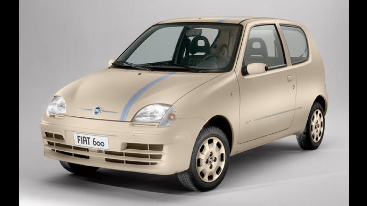 Fiat 500: variante com 4 portas se chamará 600?
