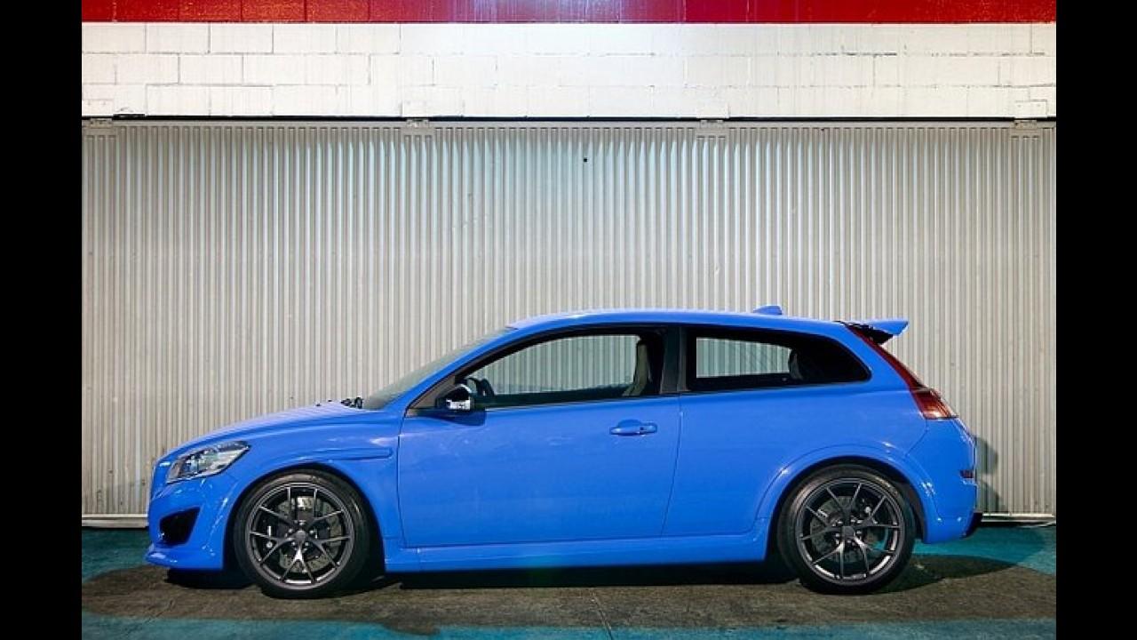 Volvo C30 ganha edição Polestar nos EUA