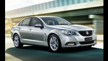 Holden Commodore comemora 35 anos com série especial International