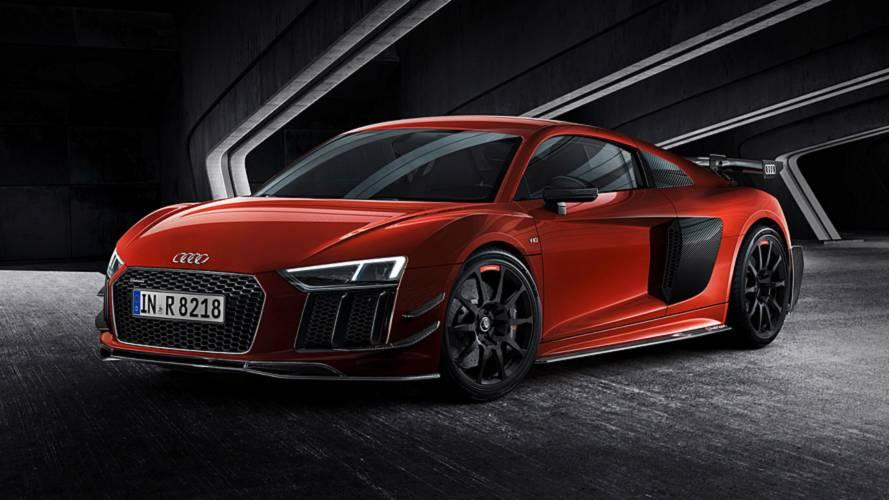 Audi R8 V10 Plus Sport Performance - Limitée à seulement 44 unités