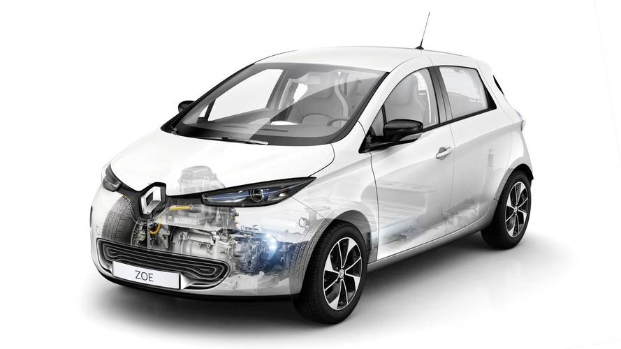 La nouvelle Renault Zoé  R110 a maintenant un prix
