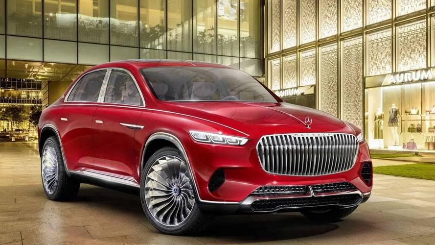 Kiszivárgott fotókon a Mercedes-Maybach Ultimate Luxury