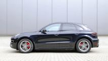 Porsche Macan: Einstellbare Sportfedern