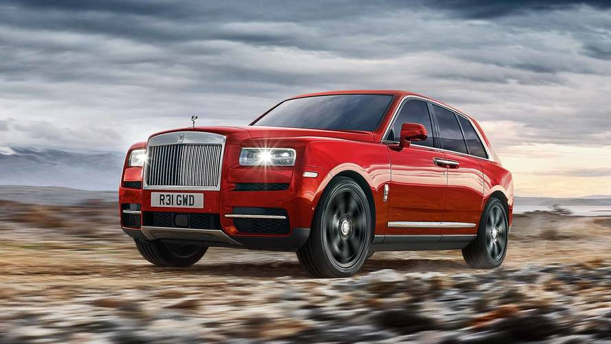 Rolls-Royce not planning smaller SUV to slot below Cullinan