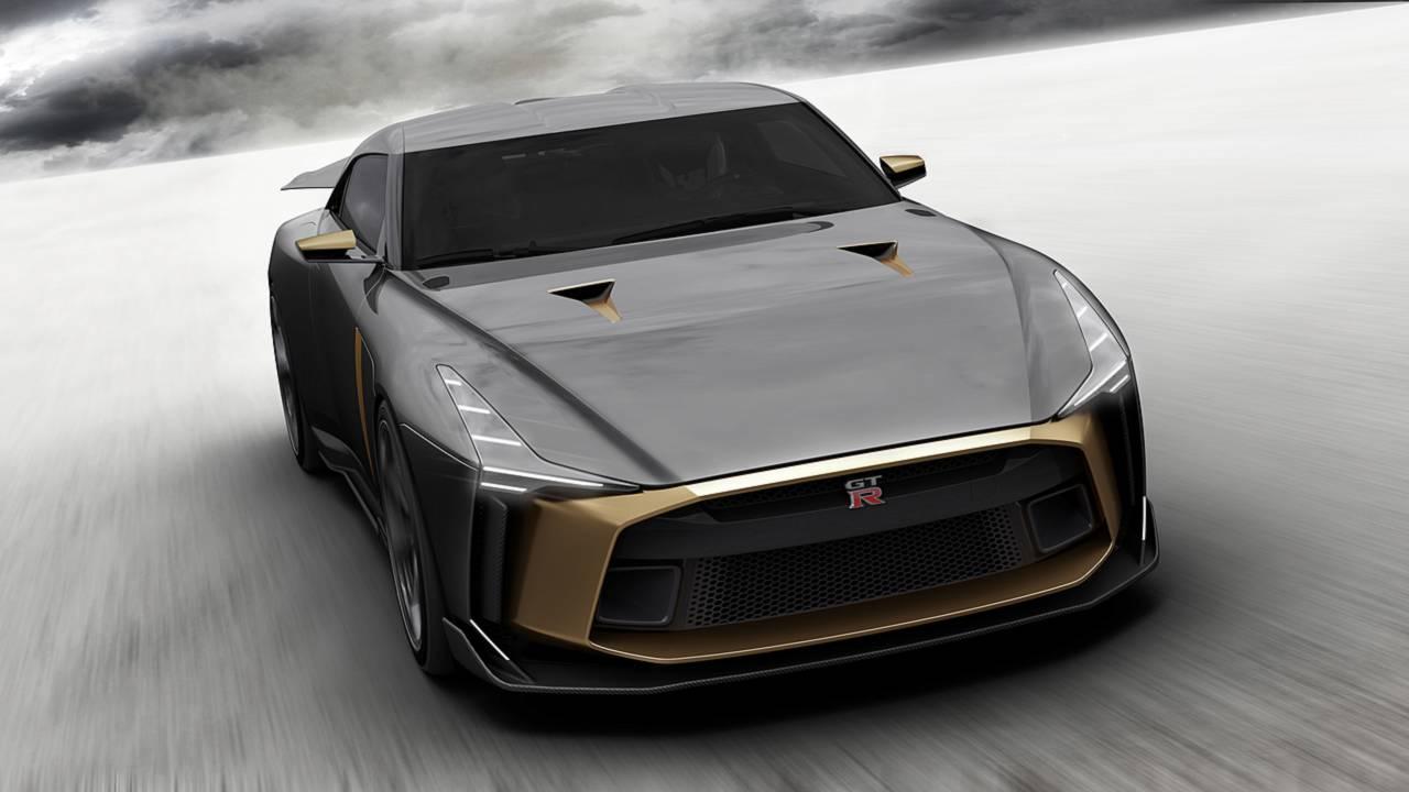 Nissan GT-R50 de Italdesign