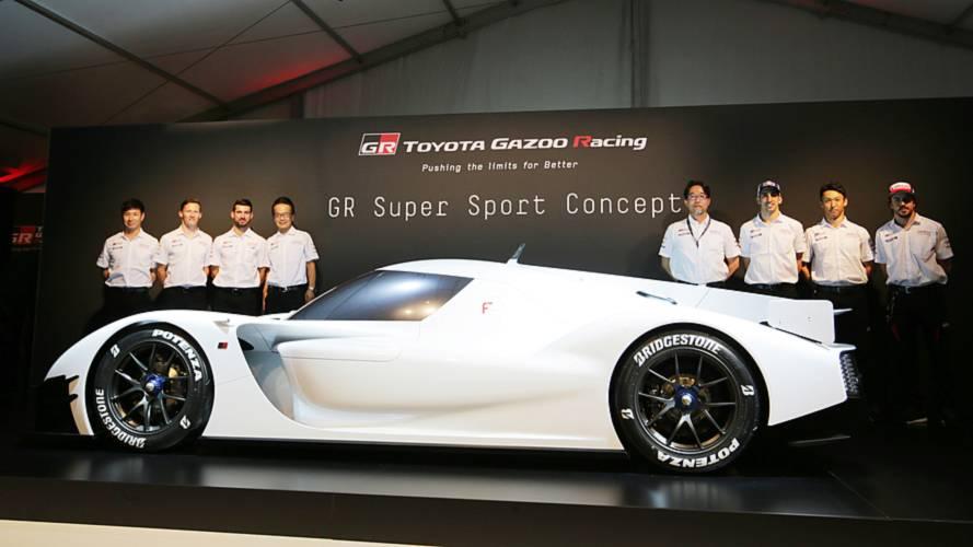 Toyota GR Super Sport Concept, è iniziato lo sviluppo dell'hypercar