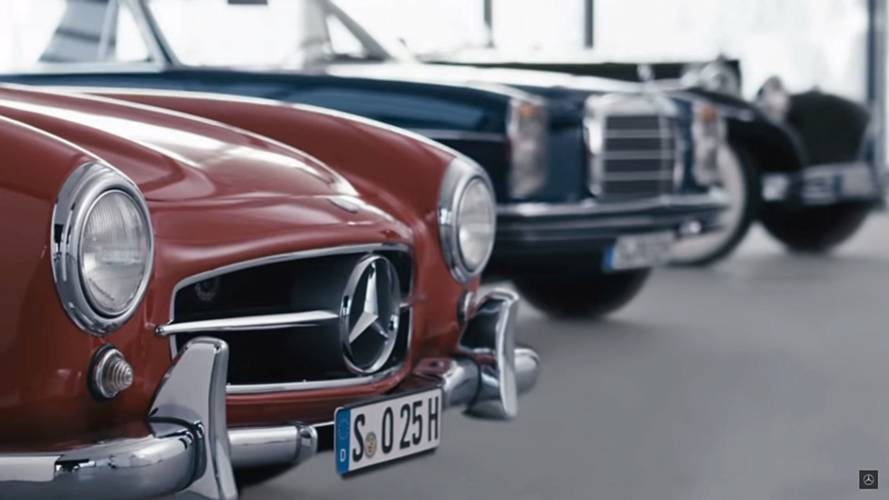 Estos son los secretos del museo de Mercedes-Benz en Stuttgart