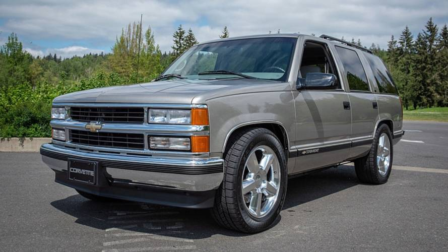 LS9-Powered Chevy Tahoe Fails To Sell