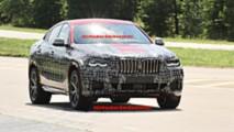 2020 BMW X6 spy photos