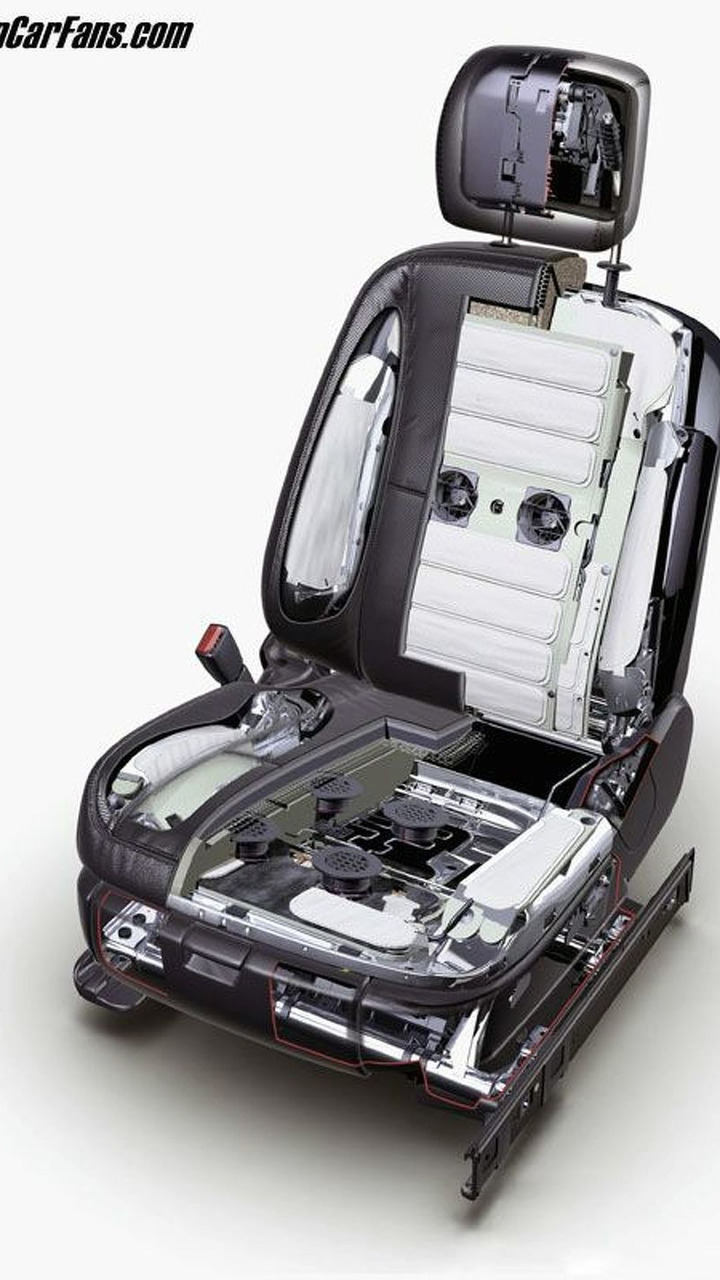 Mercedes S-Class Physiological Safety Development