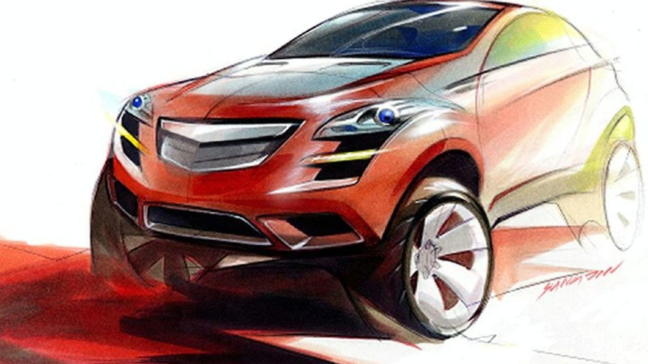 Chevrolet T2X Concept