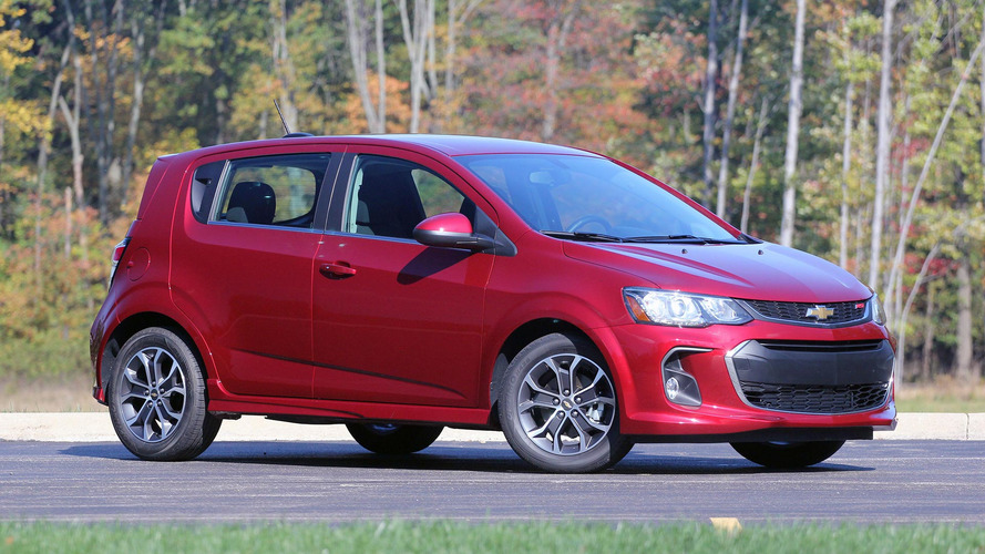 Is Chevy Looking To Axe the Sonic And Impala?