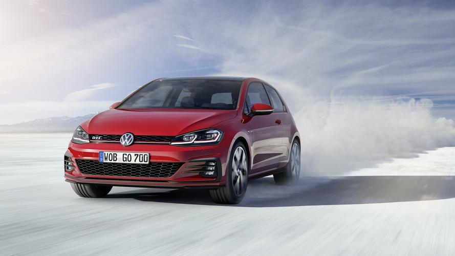 Makyajlı 2017 VW Golf, daha güçlü GTI ile geldi