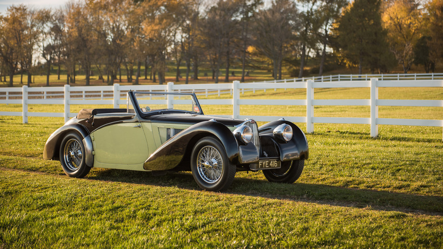 Beautiful Bugatti Type 57S Cabriolet could fetch $8M at auction