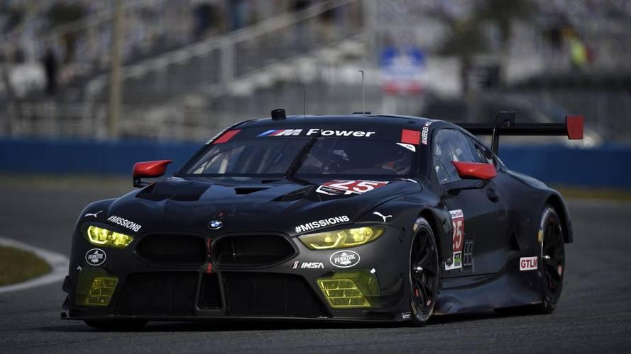 Hétvégén már versenykörülmények között is bemutatkozik a BMW M8 GTE