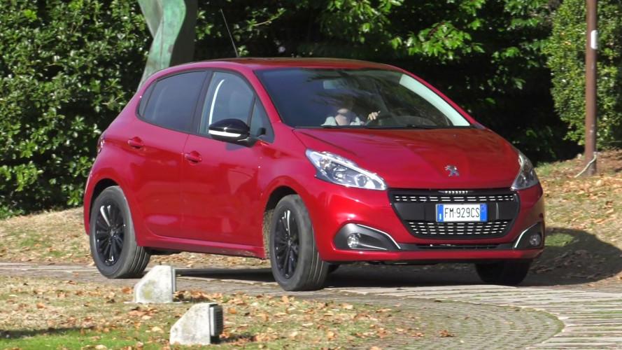 Peugeot 208 Black Line, la special in edizione limitata