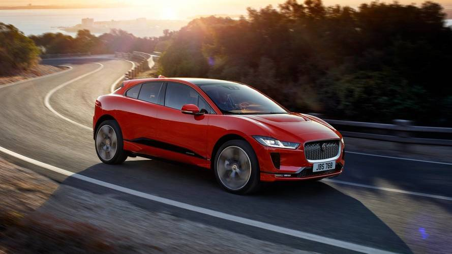 Jaguar Says Single-Motor I-Pace Would Have Been A 'Lame Duck'