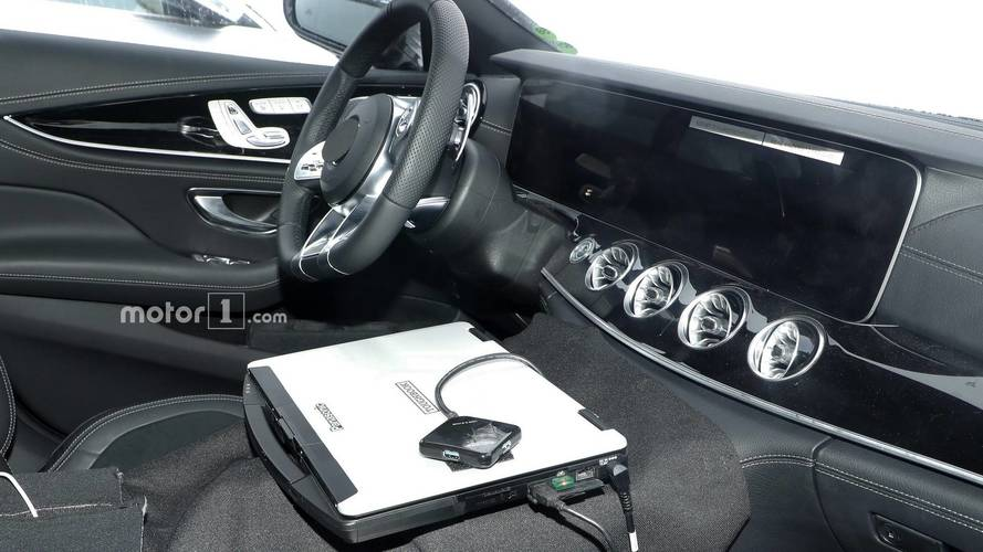 2018 Mercedes-AMG GT Coupe 4 portes