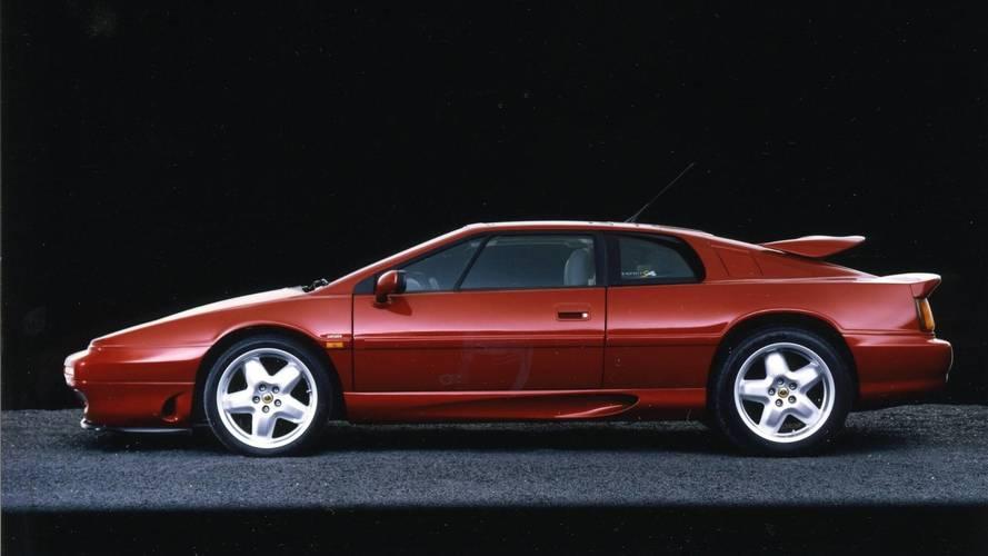 2020-ban érkezik a Lotus Esprit vadonatúj változata