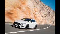 Nuova Mercedes Classe A, la rivoluzione nasce da dentro