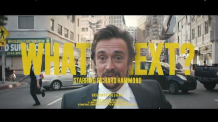 Richard Hammond è il nuovo volto del noleggio auto