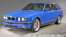 Rare BMW M5 e34 sold $130,000