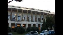 Lavori in corso a Roma per la Volkswagen up!