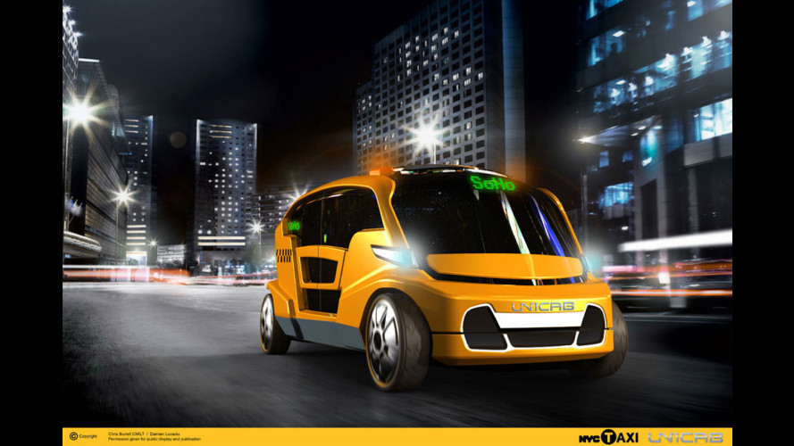 UniCab: il prossimo taxi di New York