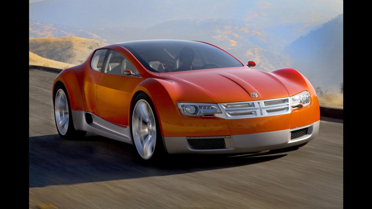 Dodge Zeo Concept a Detroit