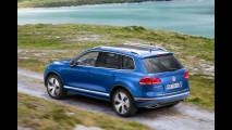 Volkswagen Touareg restyling