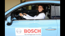 La Nazionale di Ginnastica Ritmica in pista con Bosch