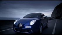 Alfa Romeo MiTo Black Line Collection nello spot TV