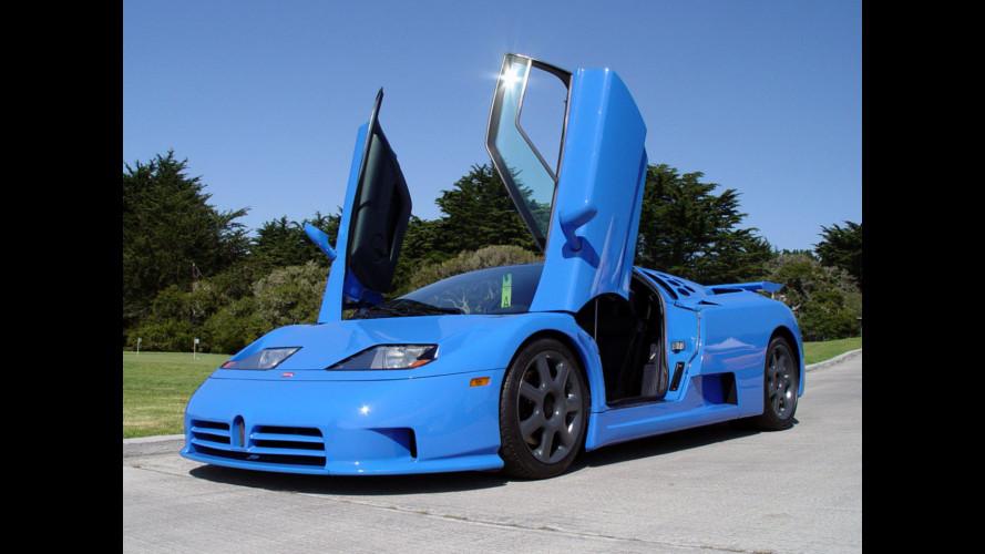 Bugatti Veyron 16.4, l'irragiungibile