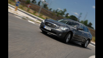 Infiniti M30d GT Premium: la tecnologia del lusso