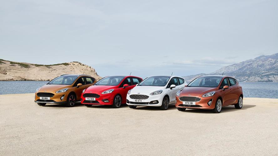 La Fiesta plaît, Ford en augmente la cadence production