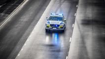 Volvo V90 Polis Aracı