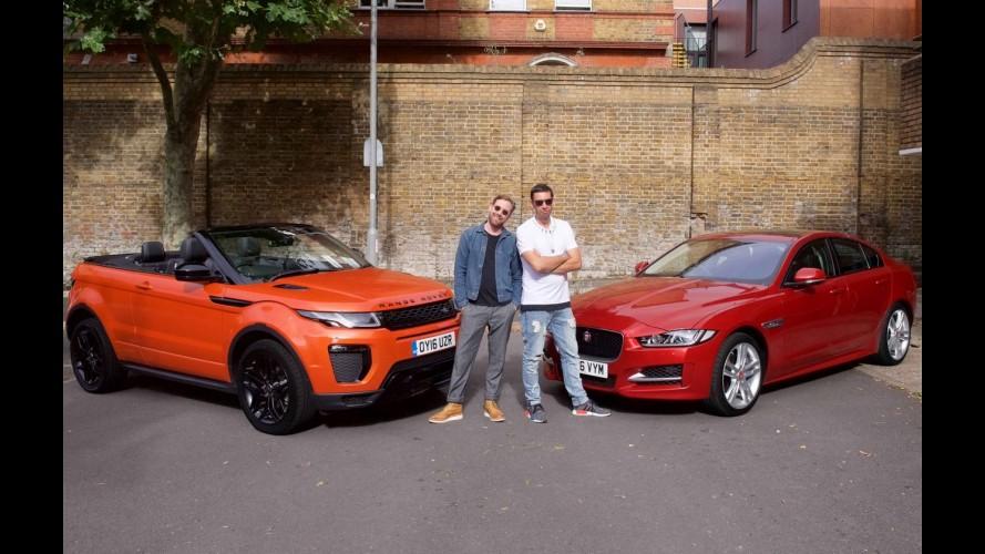 Jaguar Land Rover anuncia lançamento do Spotify para toda a gama