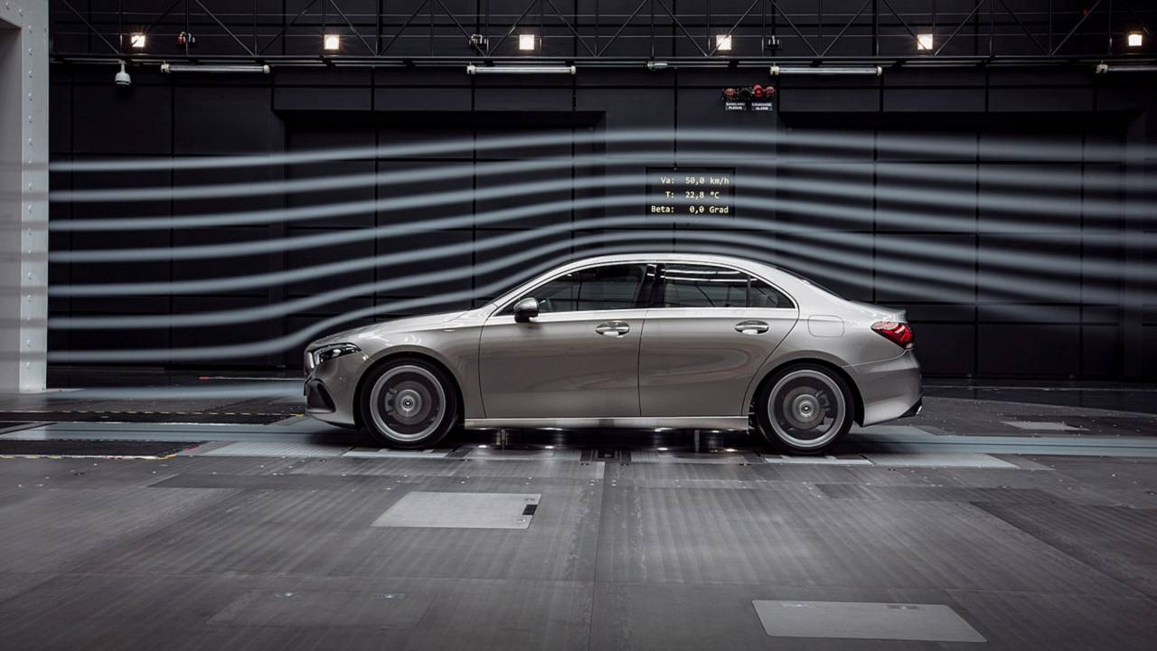 2018 model Mercedes-Benz A-Serisi Sedan
