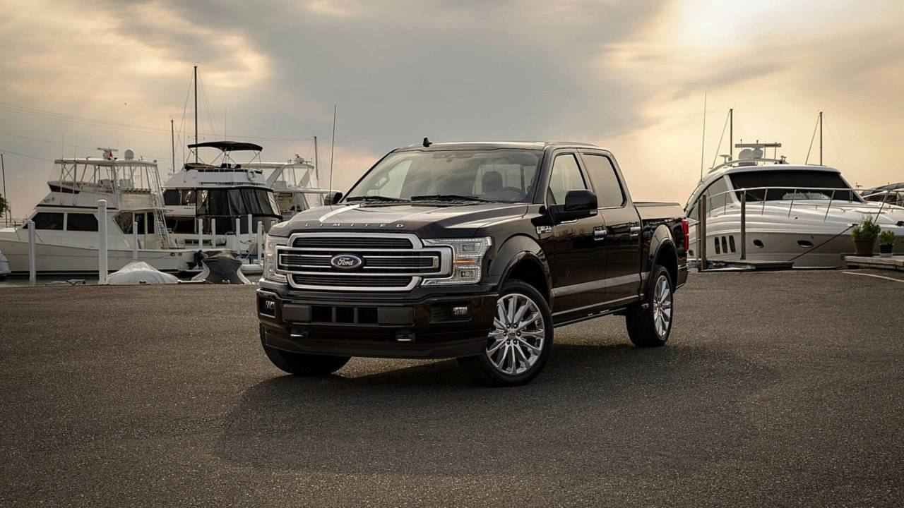 3. Ford