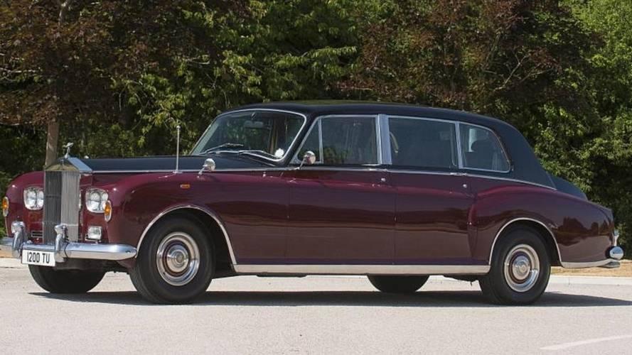 Want To Buy The Queen's Rolls-Royce?