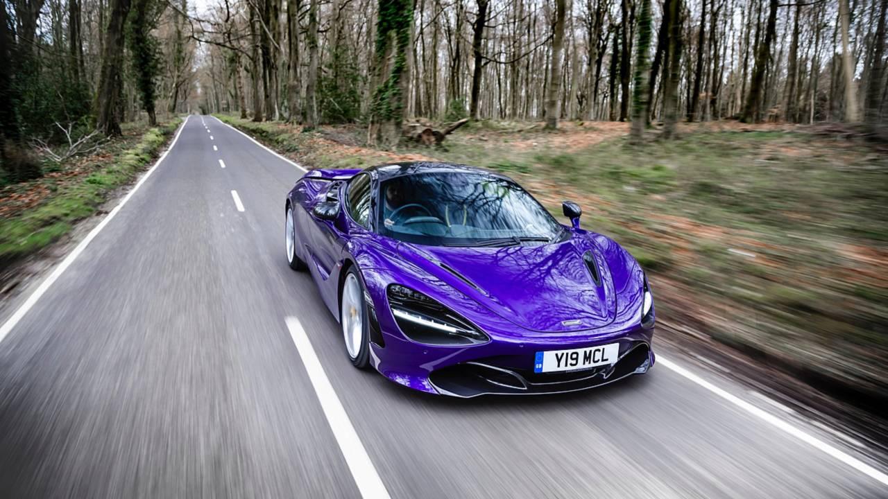 8. McLaren 720S