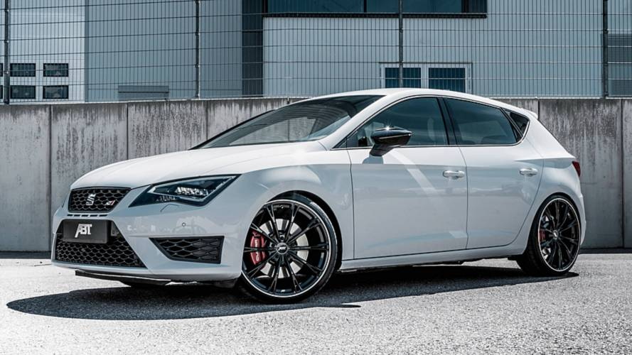 ABT prepara el SEAT León CUPRA, con 370 CV de potencia