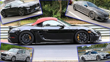 Don't Try To Hide: Motor1.com's Best Spy Shots Of The Week