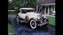 Packard Eight 2/4-Passenger Convertible Coupe