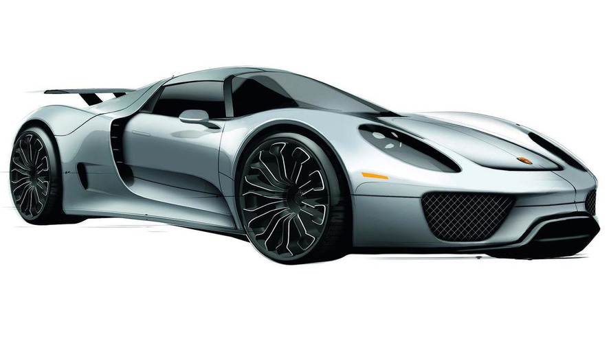 New Porsche supercar will be based on Audi R8
