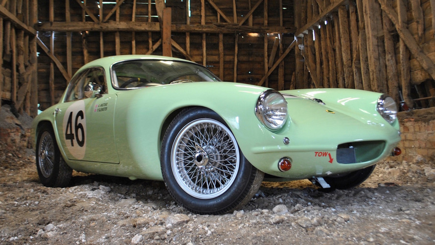 first production lotus elite heads to auction for 134 000. Black Bedroom Furniture Sets. Home Design Ideas