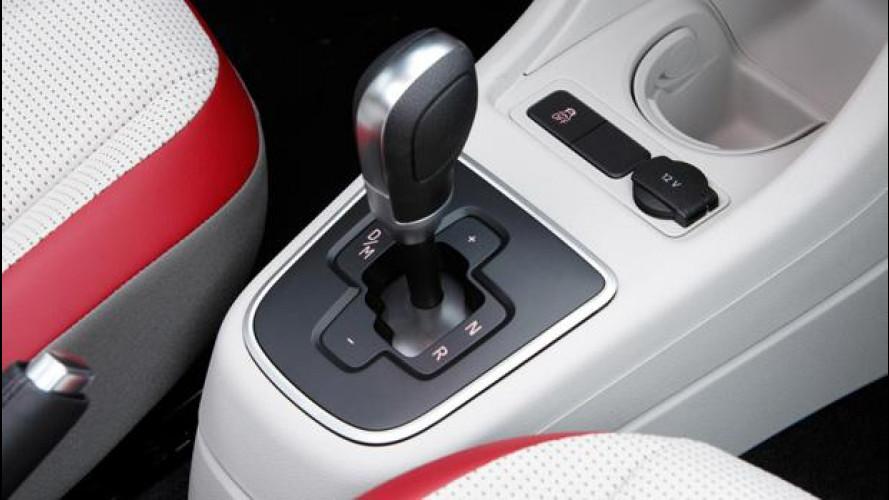 Volswagen up!: pronto il cambio automatico