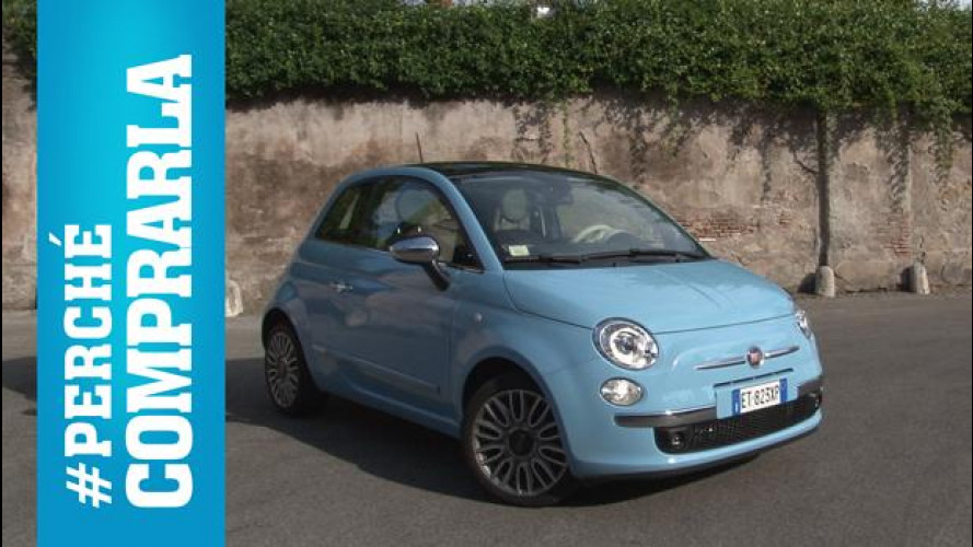Fiat 500, perché comprarla… e perché no [VIDEO]